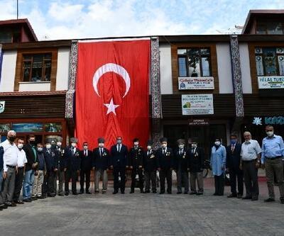 İznik'te Gaziler Günü kutlandı