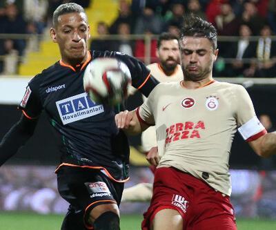 Antalyaspor Ahmet Çalık'la anlaştı