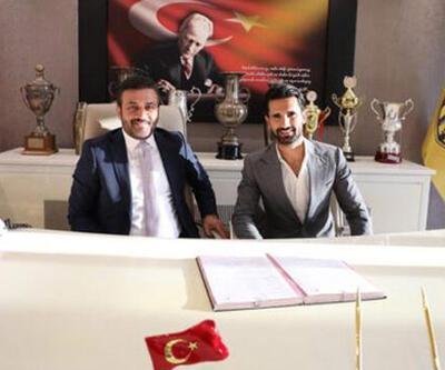 Alper Potuk Ankaragücü'yle sözleşme imzaladı!