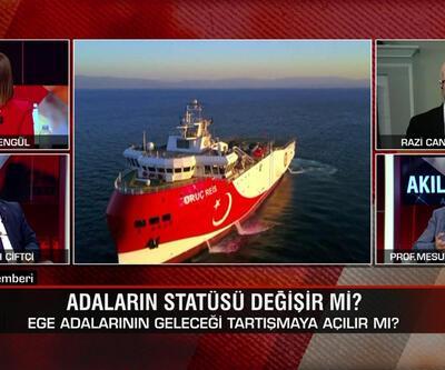 Adaların statüsü değişir mi? Türkiye ve Mısır Barış istiyor mu? Serrac neden istifa ediyor? Akıl Çemberi'nde ele alındı
