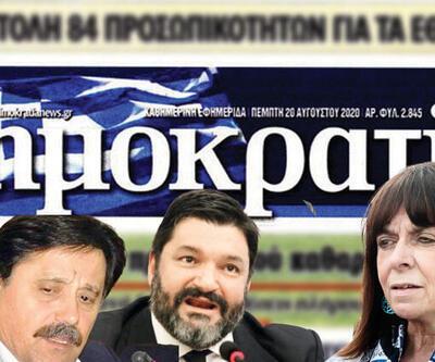 Yunanistan'da çifte rezalet
