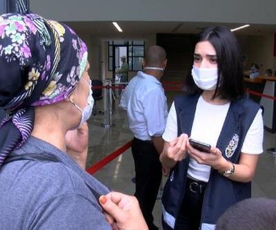 HES kodlu dönem başladı: Okuma yazma bilmeyen kadına polis yardım etti