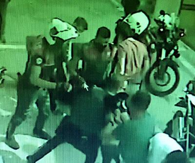 Maske denetimi sırasında polise mukavemet eden iki kişi gözaltına alındı