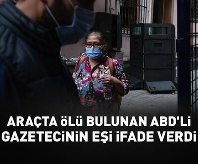 Araçta ölü bulunan ABD'li gazeteci Andre Vltchek'in eşi ifade verdi
