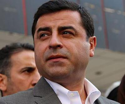 Son Dakika: Selahattin Demirtaş'a Ankara Başsavcısı Kocaman'ı hedef gösterdiği iddiasıyla dava |Video