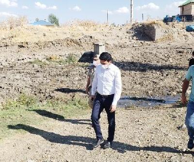 Kaymakam Şahin, köy ziyaretlerini sürdürüyor