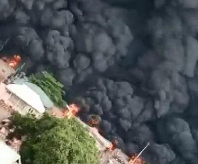 Nijerya'da yakıt tankeri patladı: Çok sayıda ölü var
