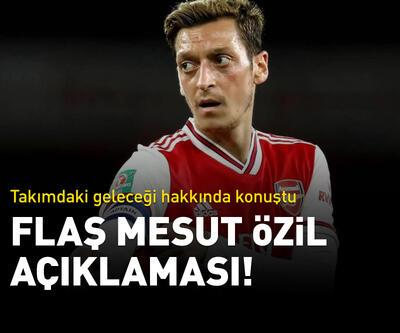Arteta'dan Mesut Özil açıklaması!