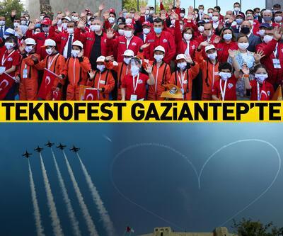 Gaziantep'te, TEKNOFEST rüzgarı
