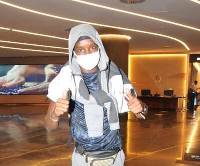 Fousseni Diabate İstanbul'a geldi