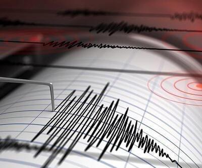 Marmara'da bir deprem daha!
