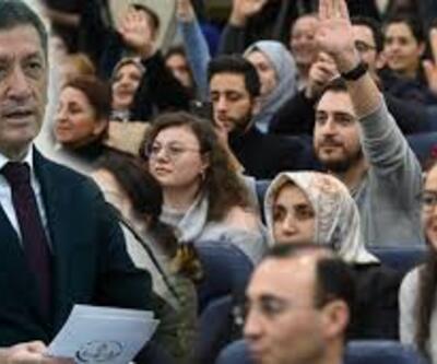 Öğretmen atamaları ne zaman? Bakan'dan son dakika açıklama geldi!