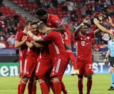 Avrupa'nın en büyüğü Bayern oldu