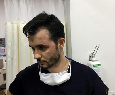 Son Dakika Haberler... Sakarya'da sağlık çalışanına tekme, tokat ve makaslı saldırı