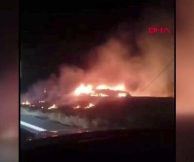Son dakika haberi... Ukrayna'da uçak düştü! Çok sayıda ölü var