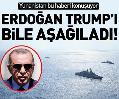 Erdoğan Trump'ı bile aşağıladı!