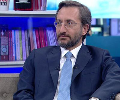 SON DAKİKA: İletişim Başkanı Altun'dan CNN TÜRK'te önemli açıklamalar