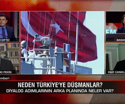 Rum Kesimi'nden savaş tehdidi mi? Neden Türkiye'ye düşmanlar? Akıl Çemberi'nde değerlendirildi