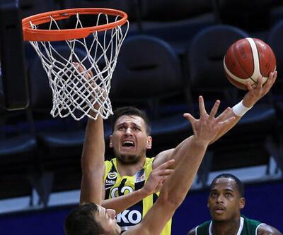 Fenerbahçe Beko: 105 - OGM Ormanspor: 72