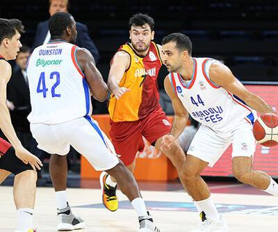 Galatasaray Doğa Sigorta - Anadolu Efes: 56-80