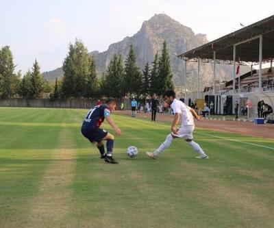 Kozanspor - Düzcespor: 0-1
