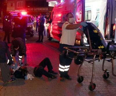 Kayseri'de iki grup arasında silahlı- bıçaklı kavga