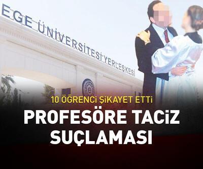 İzmir'de profesöre taciz suçlaması
