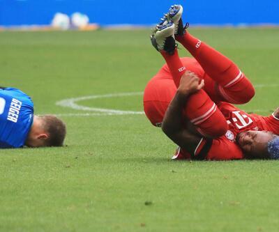Bayern Münih 4 golle dağıldı
