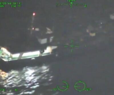 Denizde kaçakçılık operasyonu | Video
