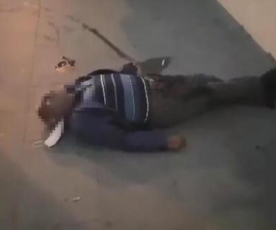 Özel hastanenin önünde can çekişerek hayatını kaybetti
