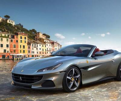 "Ferrari Portofino'dan ""M"" sürprizi"