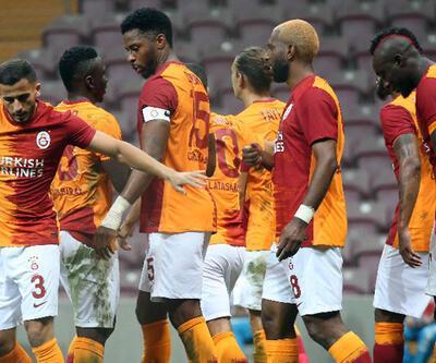 Galatasaray Avrupa'da 288. maçına çıkacak