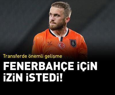 Visca Fenerbahçe için izin istedi!