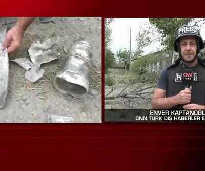 Ermenistan okulu vurdu!