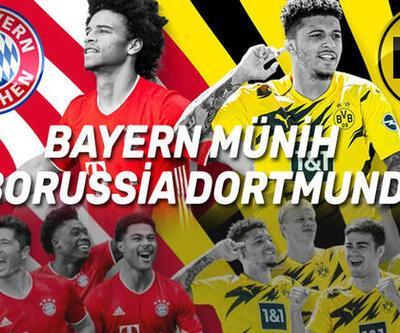Bayern Münih Borussia Dortmund maçı ne zaman? Almanya Süper Kupa saat kaçta? Bayern Dortmund hangi kanalda?