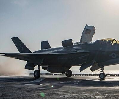 Son dakika... ABD'de F-35 uçağı düştü