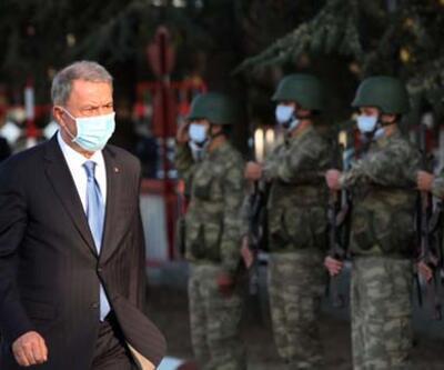 Bakan Akar ve TSK komuta kademesi Kayseri'de