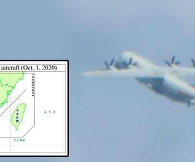Çin - Tayvan arasında gerginlik! Jetler havalandı