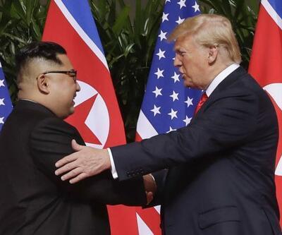 Kim Jong-un, Trump'a geçmiş olsun mesajı gönderdi
