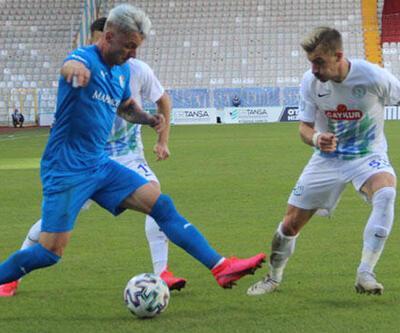 BB Erzurumspor - Çaykur Rizespor: 0-0