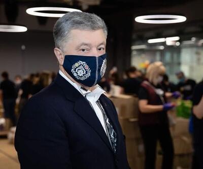 Eski Ukrayna lideri Poroşenko hastaneye kaldırıldı