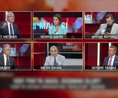 Öztürk Yılmaz'dan Demirtaş iddiası