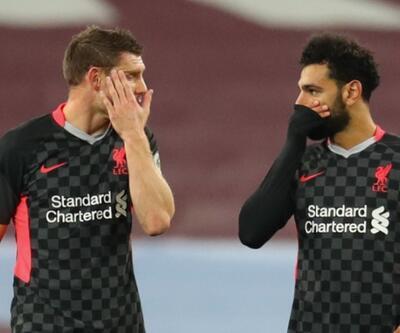 Liverpool 7 gol yedi