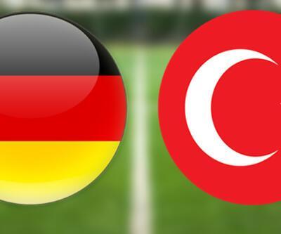 Hazırlıklar tamamlandı: Almanya Türkiye milli maçı hangi kanalda, saat kaçta canlı izlenecek?