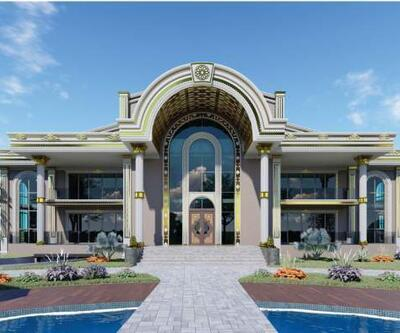 Türk şirketi duyurdu: Yalova'da Katar Kraliyet Ailesi için saray kompleksi