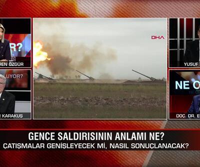 Karabağ krizi nereye gidiyor? Gence saldırısının anlamı ne? Ermenistan ne yapmaya çalışıyor? Ne Oluyor?'da tartışıldı