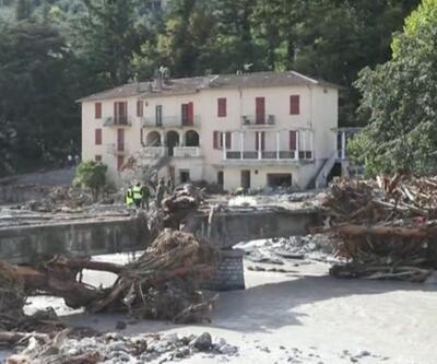 Güney Fransa'yı sel vurdu: 4 ölü, 18 kayıp