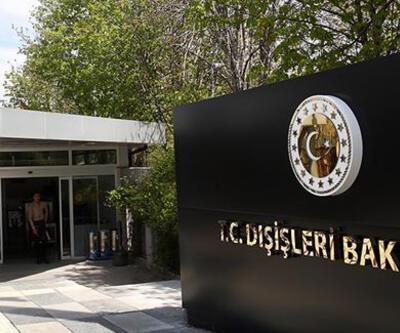 Son dakika haberi... Türkiye'den Avrupa Komisyonu raporuna tepki: Ön yargılı ve yapıcı olmaktan uzak