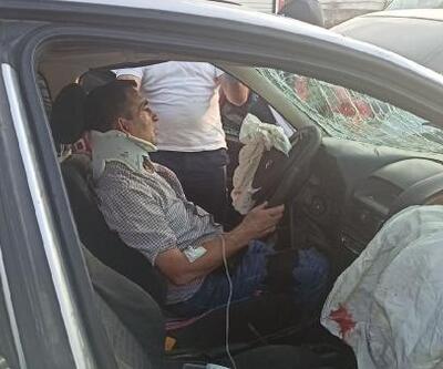 Zincirleme kazada 3 kişi yaralandı