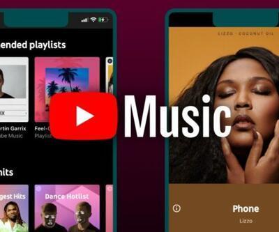 YouTube Music'e Bluetooth üzerinden ses aktarma özelliği geldi